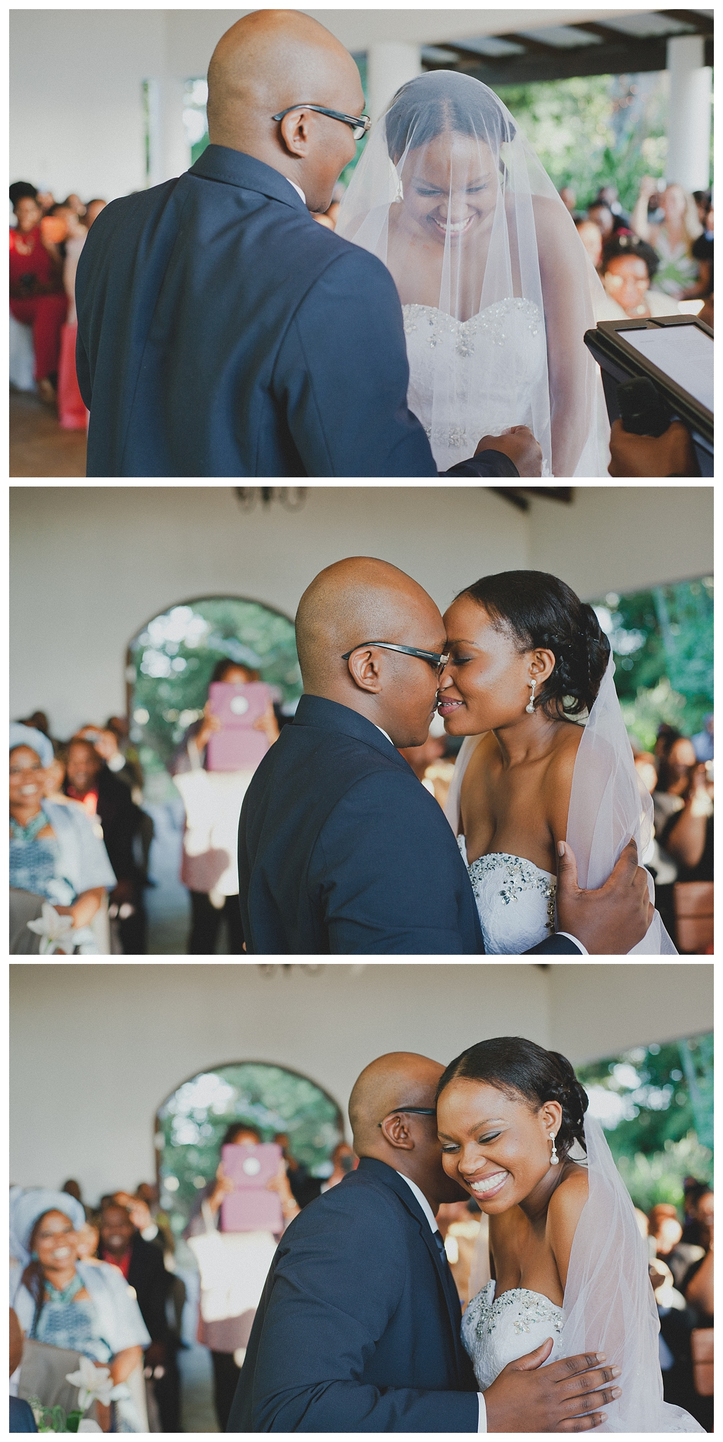 , Nonhlanhla and Thembani at The Orchid House, Casey Pratt Photography