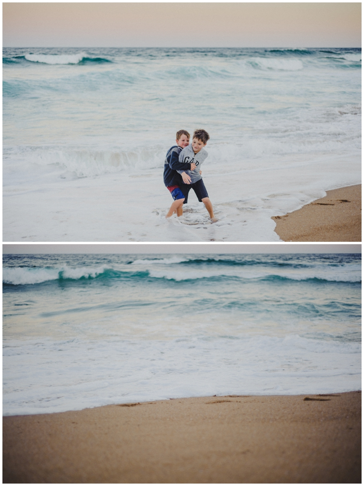 , {Life} Unscripted | 5 minutes at the beach, Casey Pratt Photography