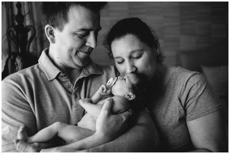 Newborn, {Life} Unscripted | Gabriela's Newborn Shoot, Casey Pratt Photography