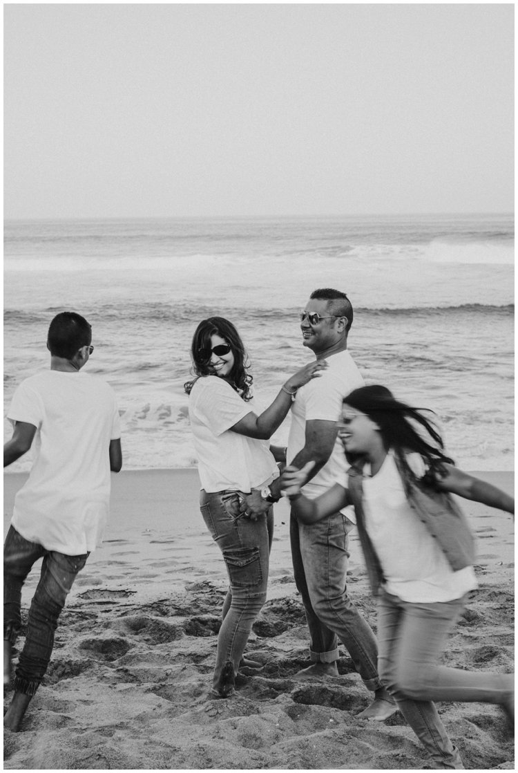 Beach Family Shoot, {Life} Unscripted | The Ernests, Beach Family Shoot, Casey Pratt Photography