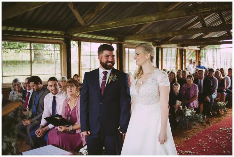 , Angela & Luke | Corrie Lynn Farm, Casey Pratt Photography