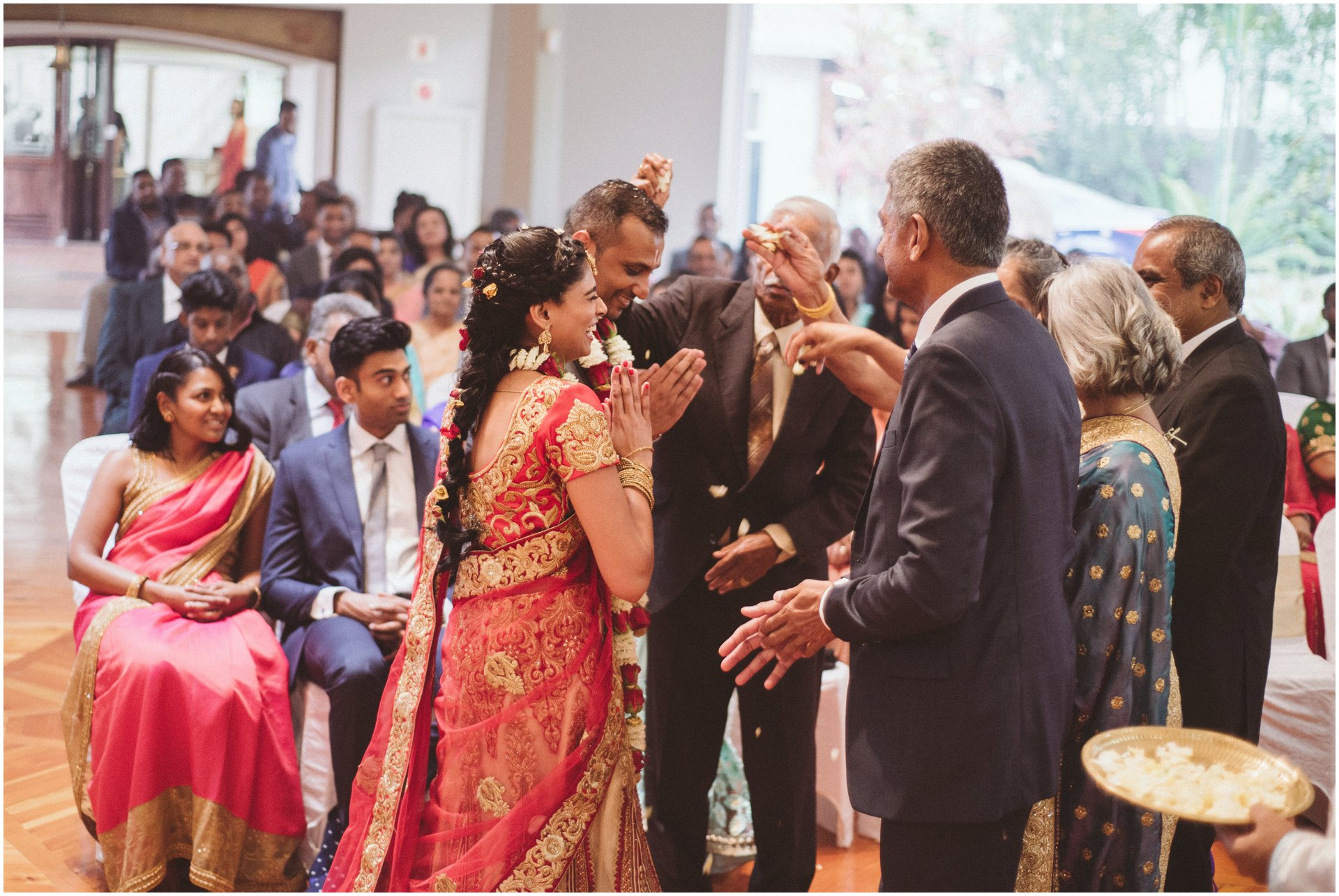 Shree Radha Krishna Temple Indian Wedding
